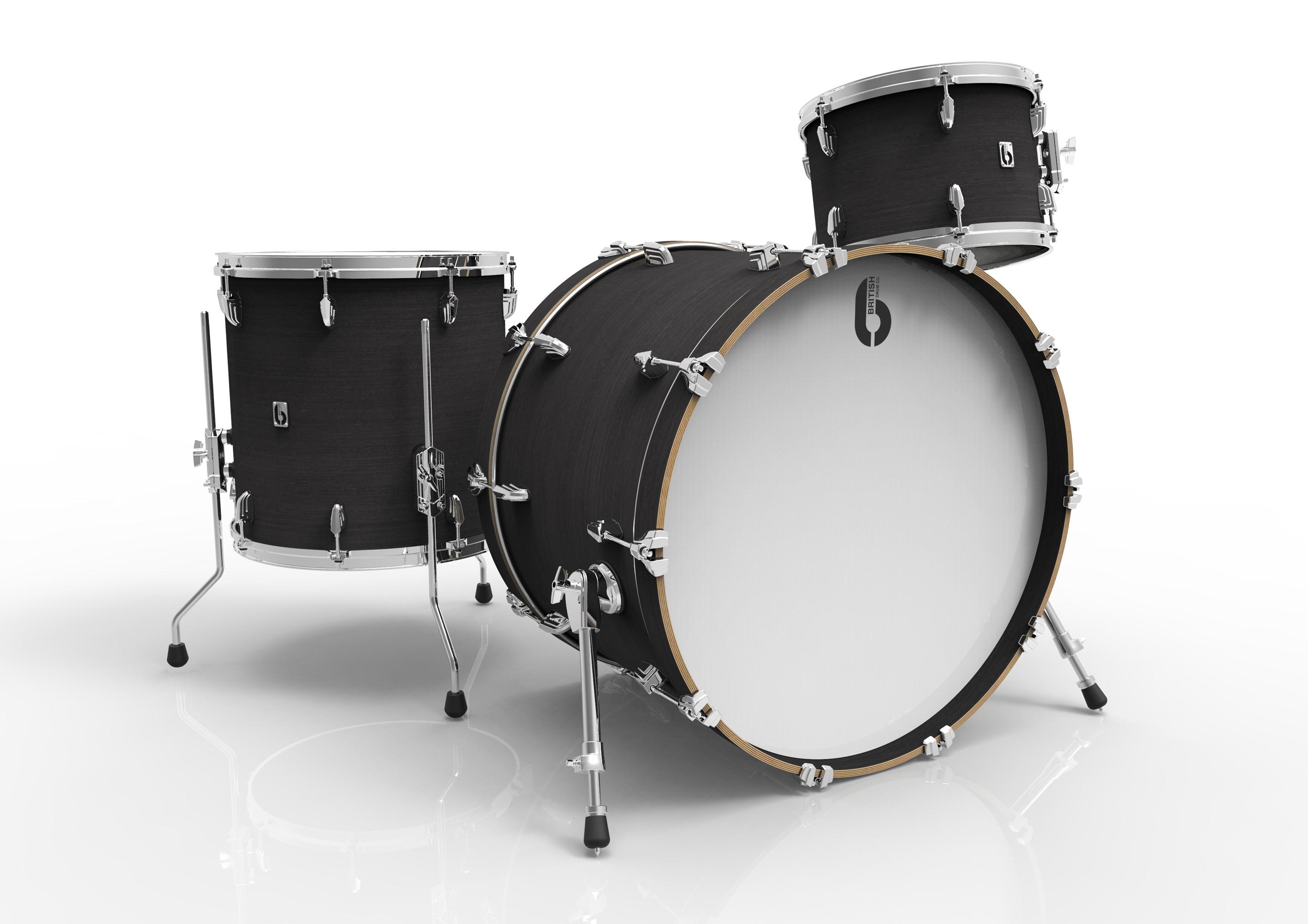 BDC Legend Club Kit 18 KK, bicí sada