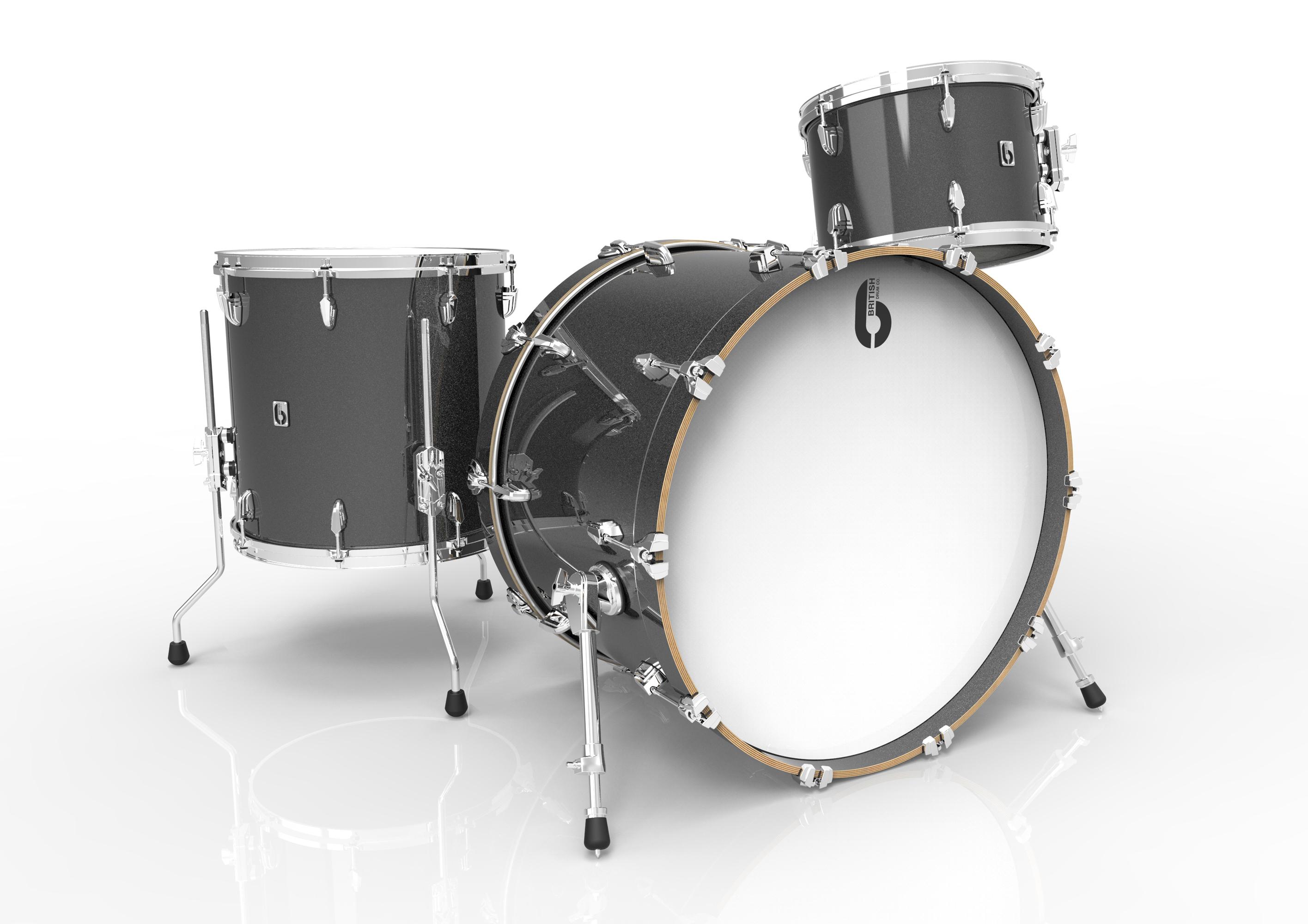 BDC Legend Club Kit 18 NS, bicí sada