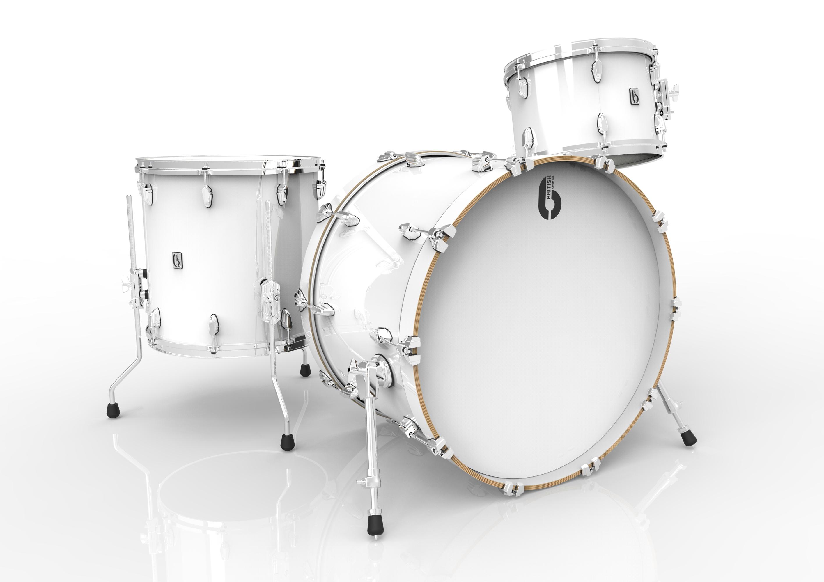 BDC Legend Club Kit 18 PW, bicí sada
