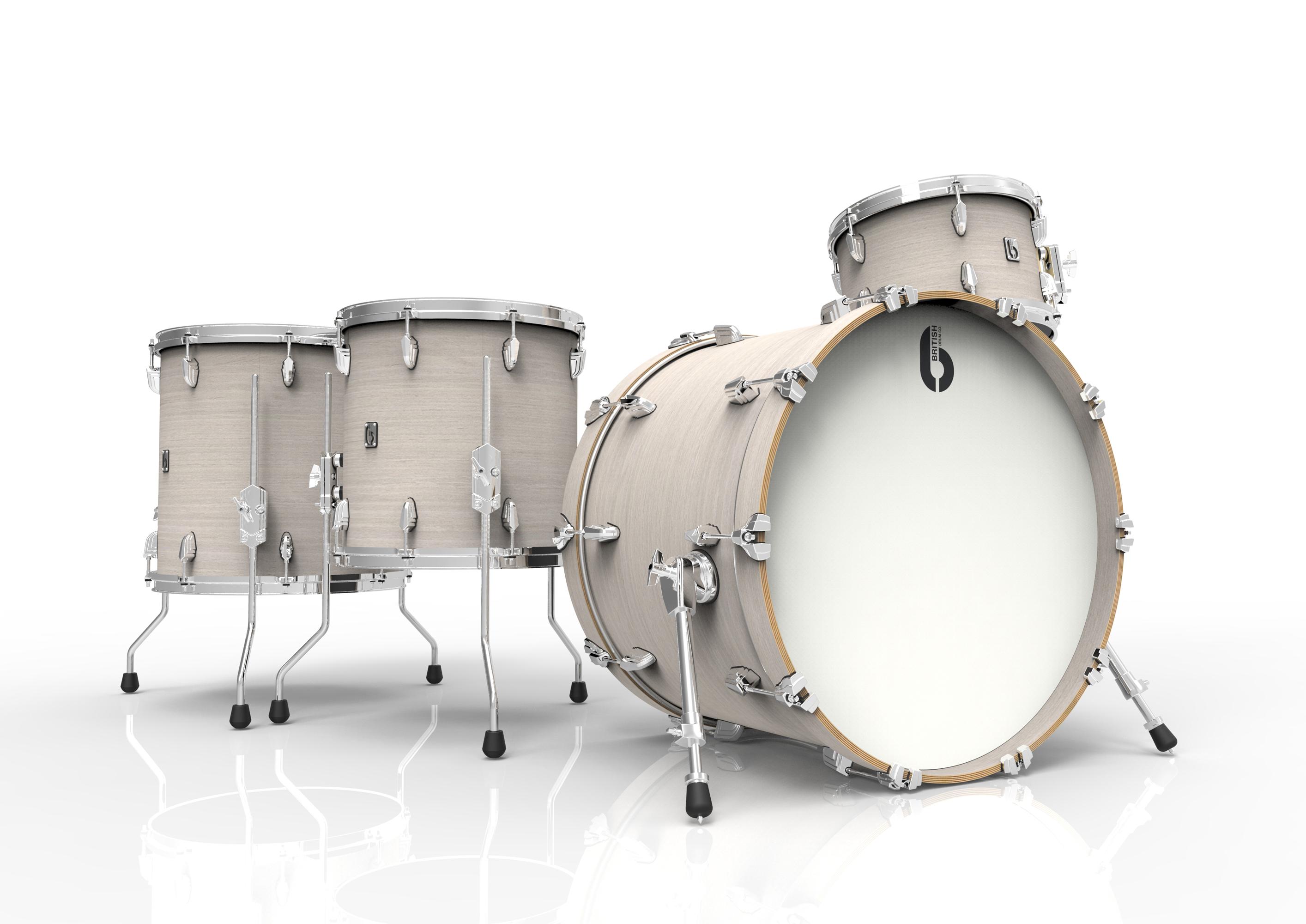 BDC Legend Rock Kit 24 WC, bicí sada
