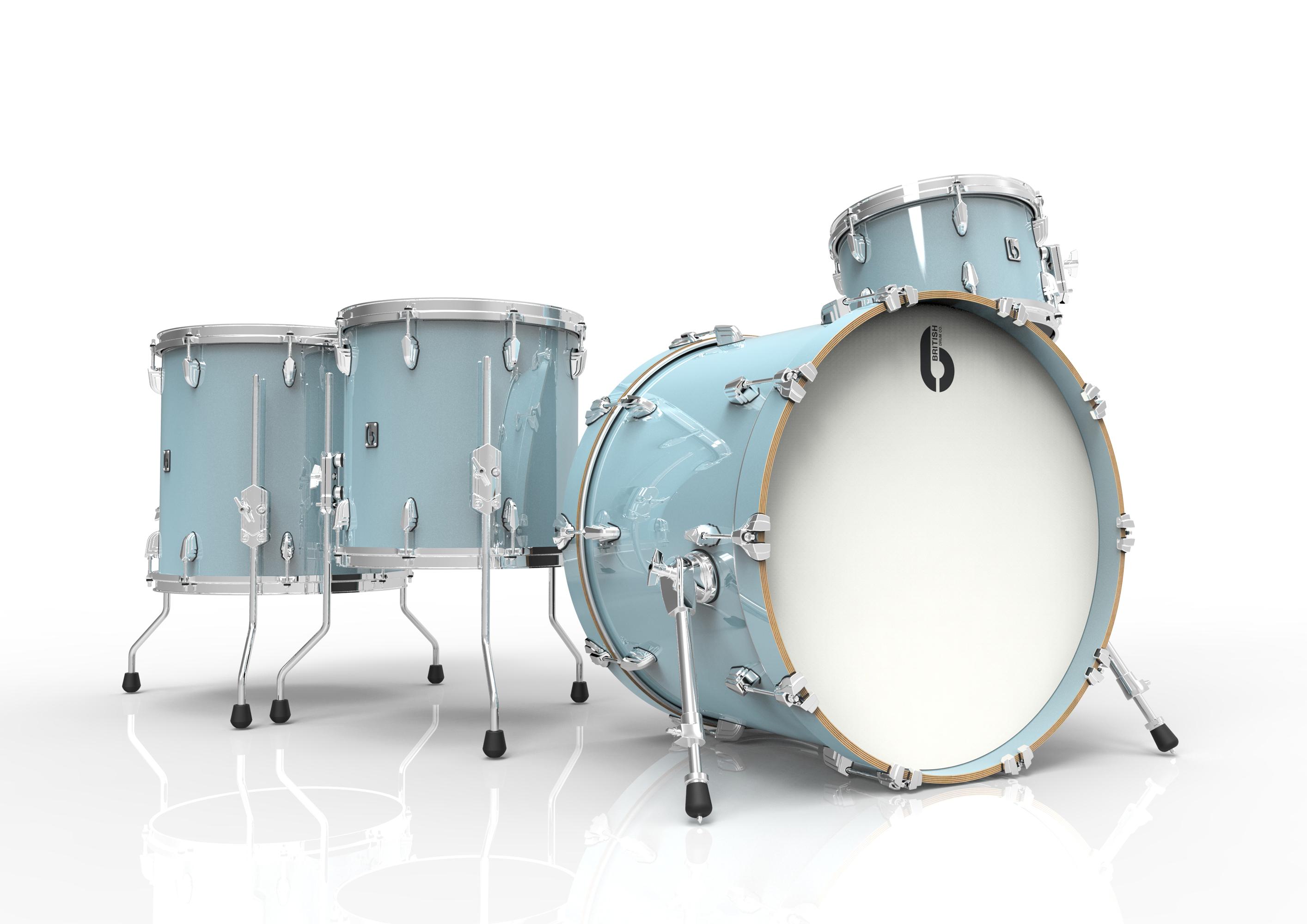BDC Legend Rock Kit 24 SB, bicí sada