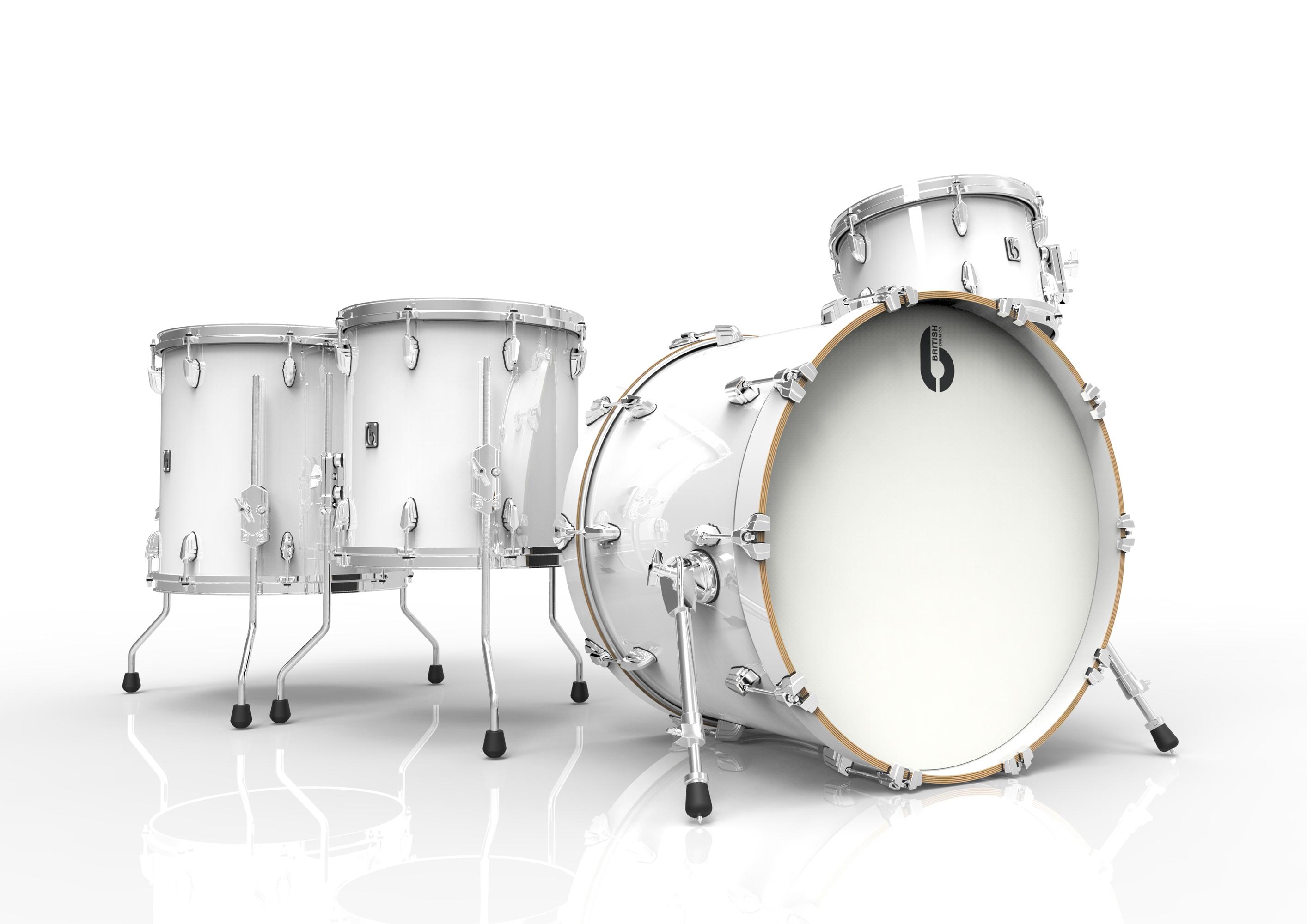 BDC Legend Rock Kit 24 PW, bicí sada