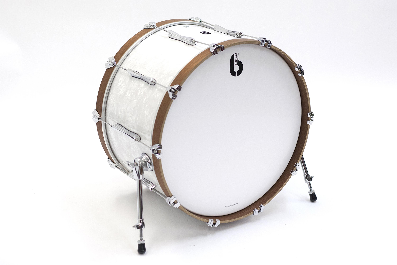 BDC Lounge Bass Drum 24x 14