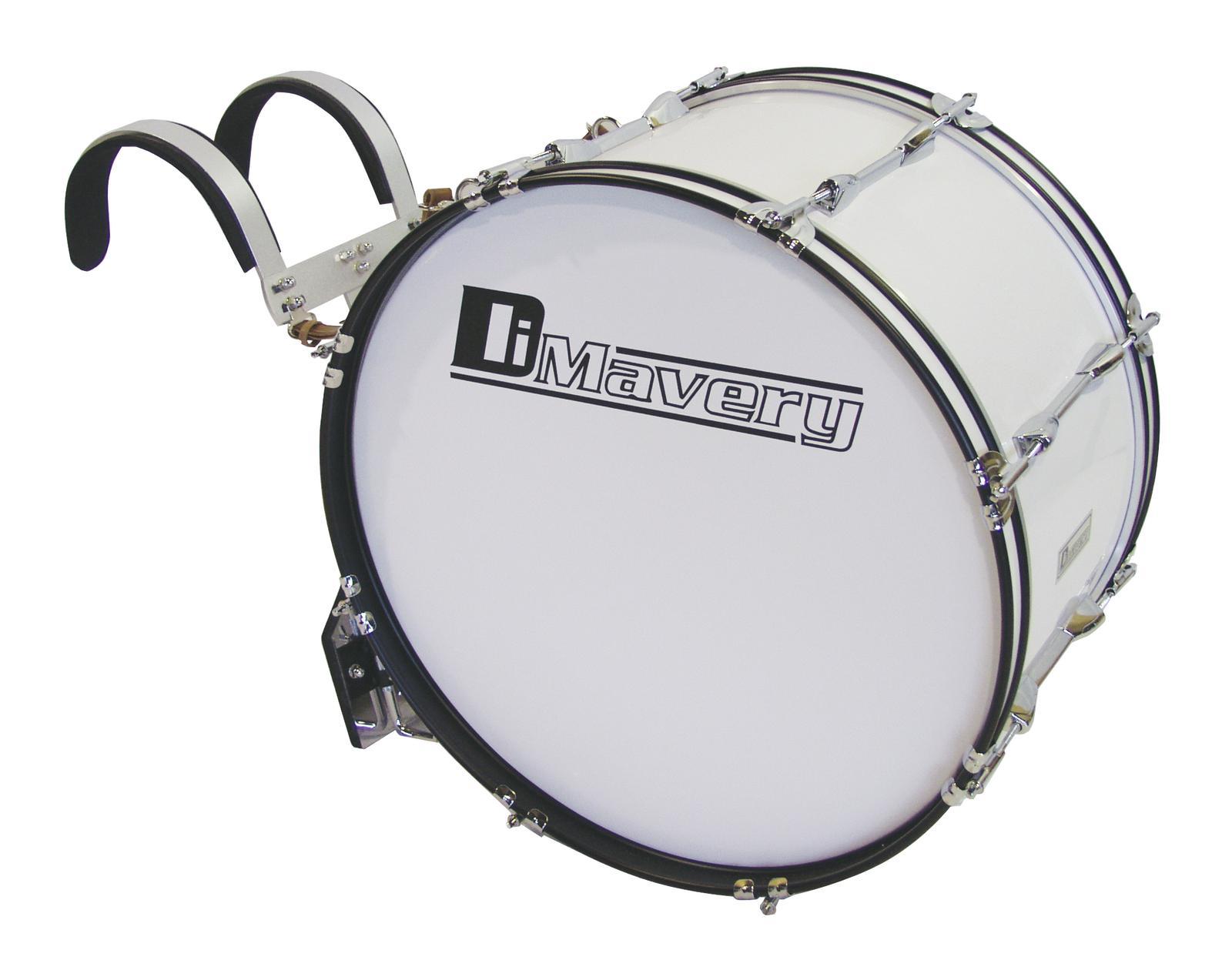 Dimavery MB-428, pochodový buben basový, 28