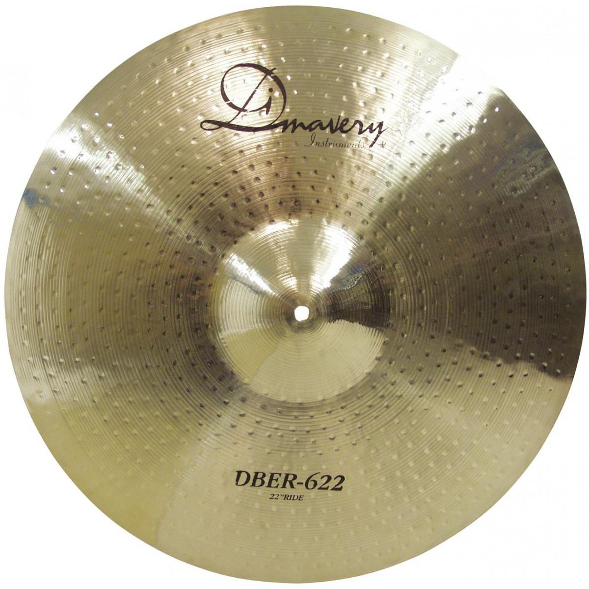 Dimavery DBER-622 činel, 22