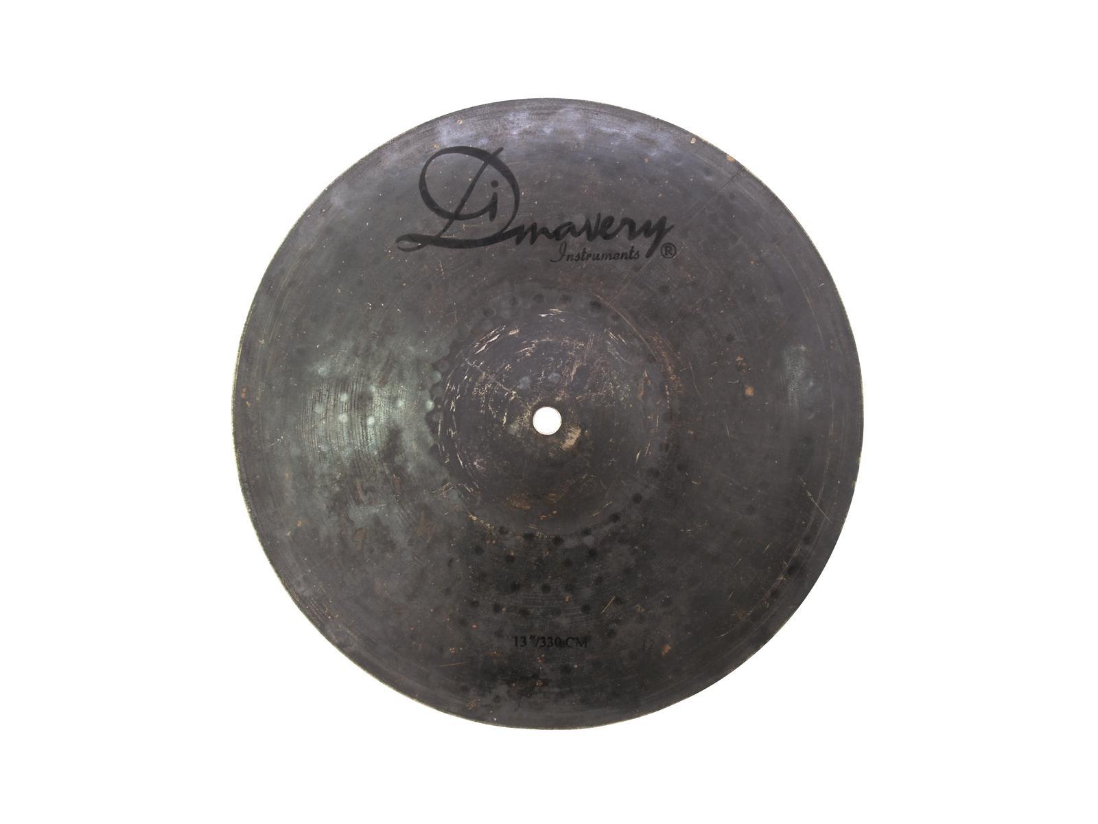 Dimavery DBHC-813 činel, 13