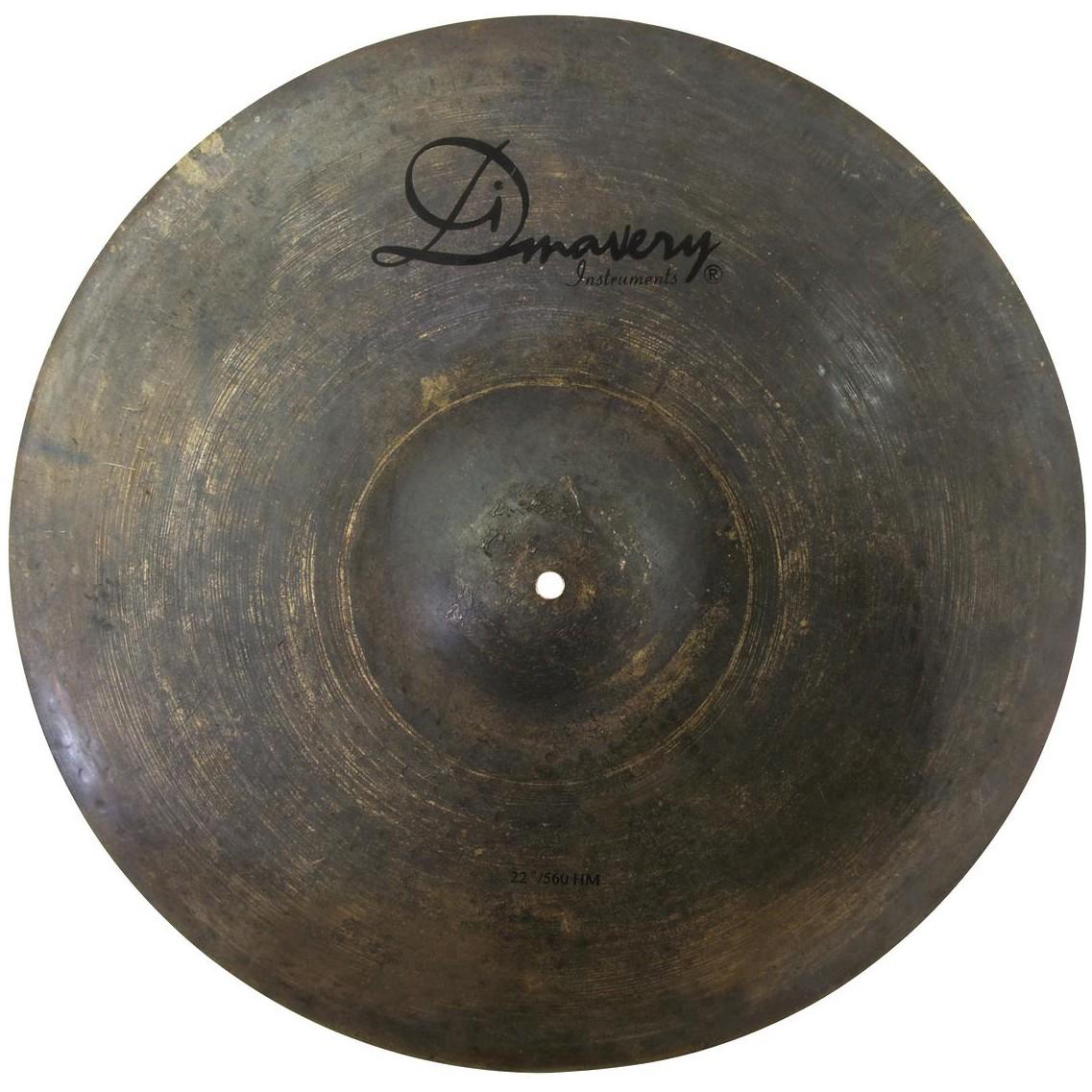 Dimavery DBHR-822 činel, 22