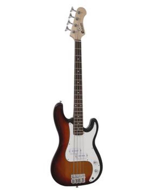 Dimavery PB-330 E-Bass 3/4, sunburst