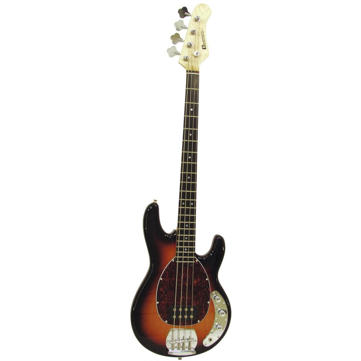 Dimavery MM-501, baskytara elektrická, stínovaná