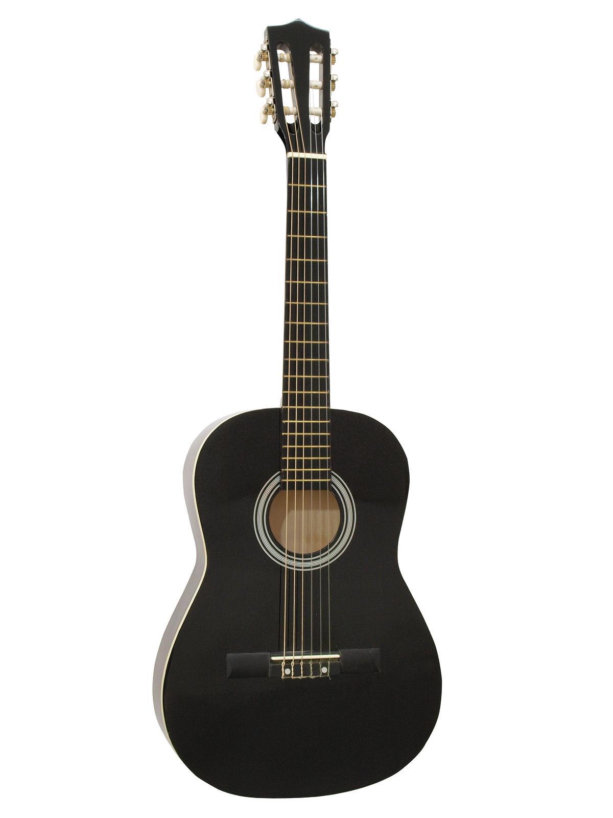 Dimavery AC-303 klasická kytara 3/4, černá