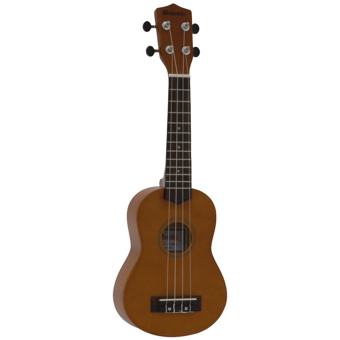Dimavery UK-200 ukulele sopránové, přírodní