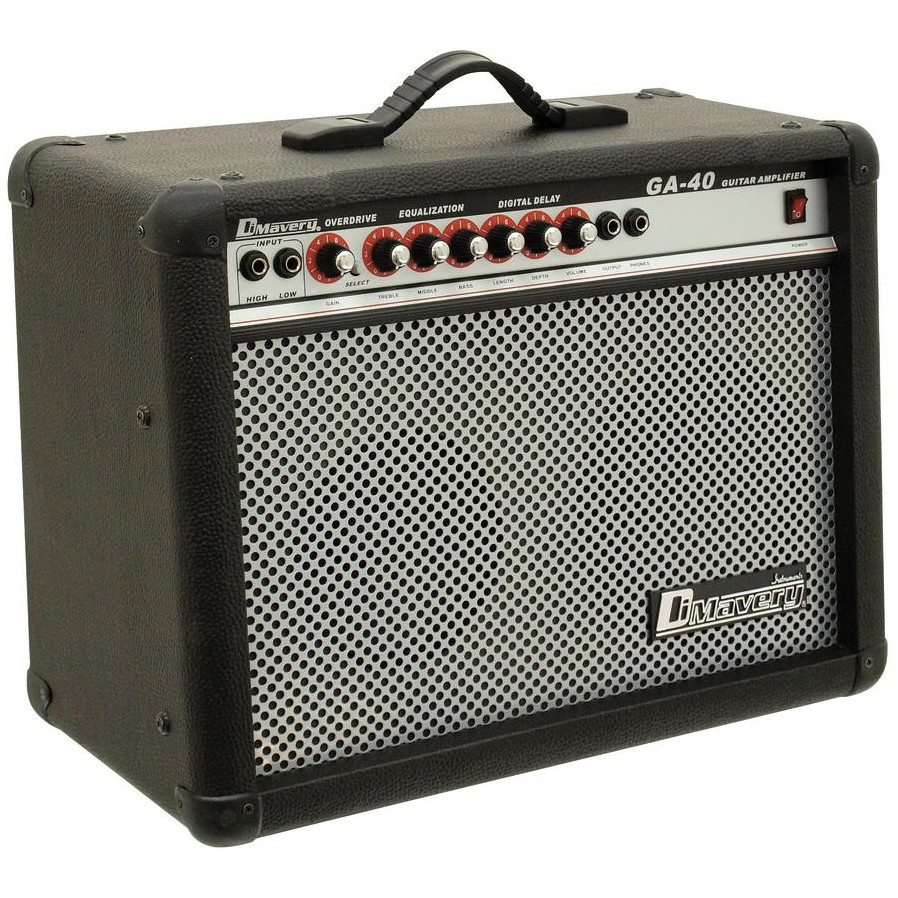 Dimavery GA-40R, 40 W kombo pro elektrické kytary