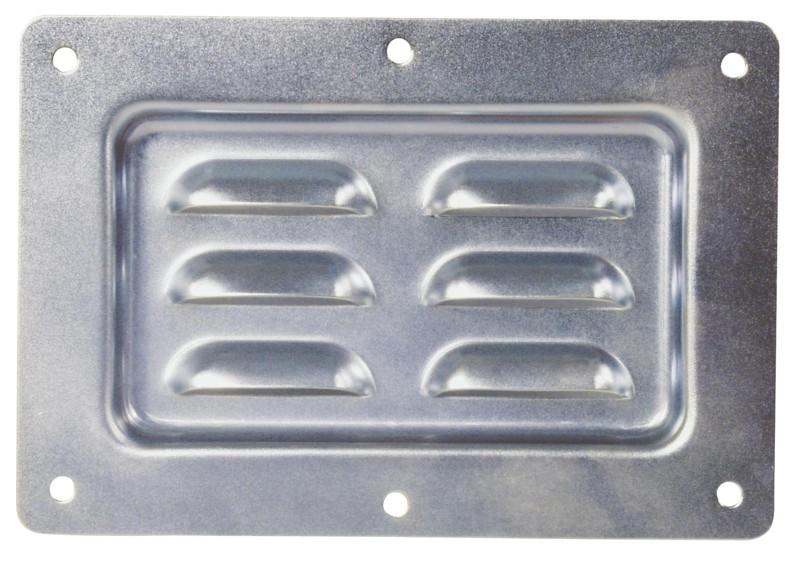 Kryt pozinkovaný s ventilačními otvory