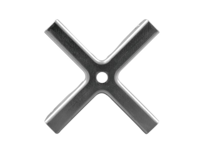 Kříž na case přepážky, 6,7mm