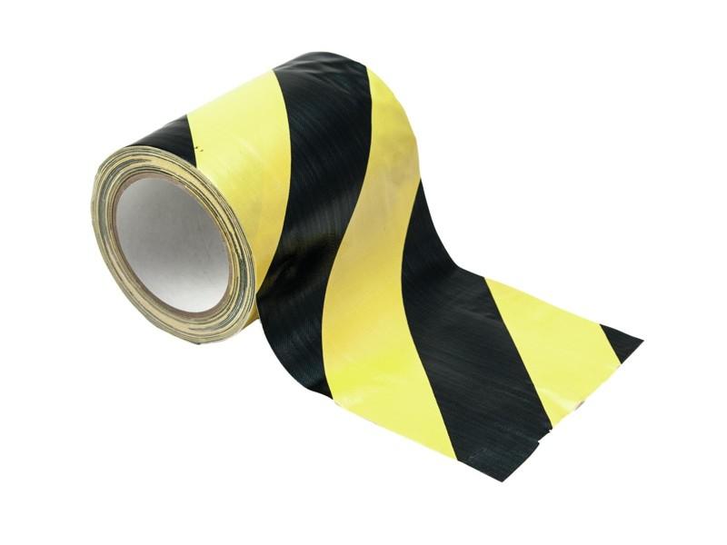 Gaffa kabelová černo-žlutá, 148mm x 33m
