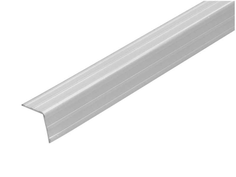 Profil hliníkový rohový 20 x 20 x 1,2mm, cena / m
