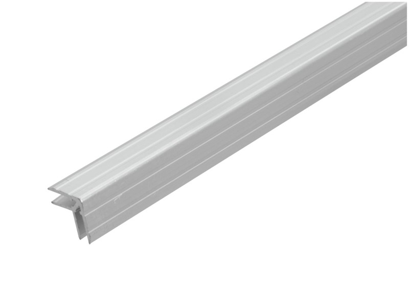 Profil hliníkový casemaker 20 x 20 mm, pro překližku 4mm, cena / m