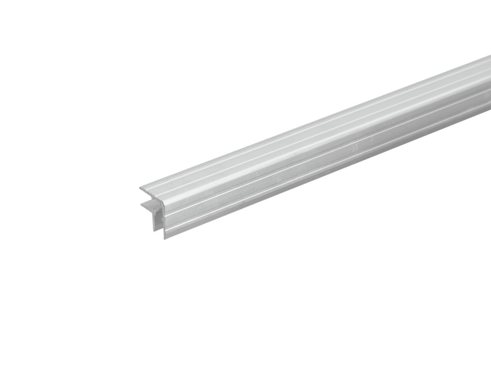 Profil hliníkový casemaker 20 x 20 mm, pro překližku 6,7 mm