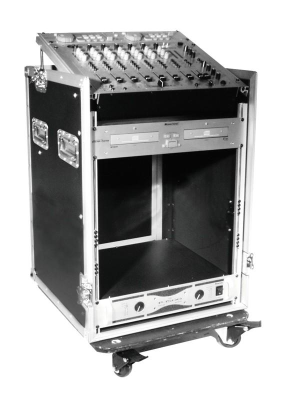 Special combo case Pro 12HE, s kolečky