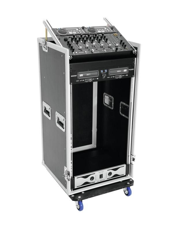 Special combo case Pro, 20HE, s kolečky