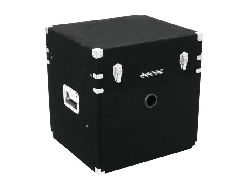 Case kombinovaný černý koberec, 8HE