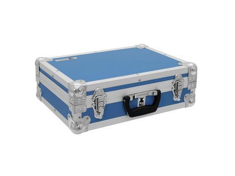 Kufr univerzální s molitanovou výplní, modrý