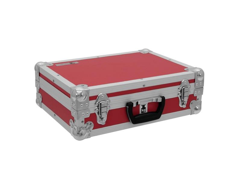 Kufr univerzální s molitanovou výplní, červený
