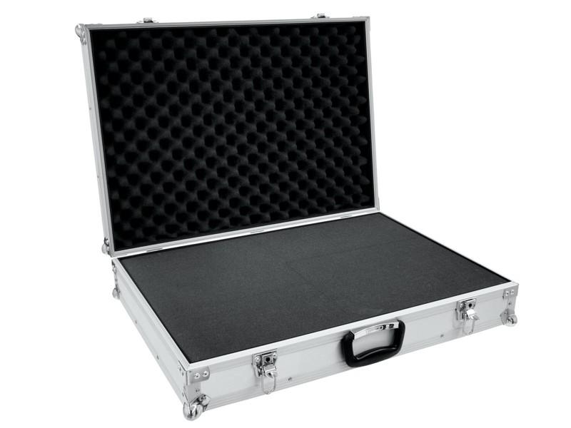 Univerzální case FOAM, GR-2 stříbrný