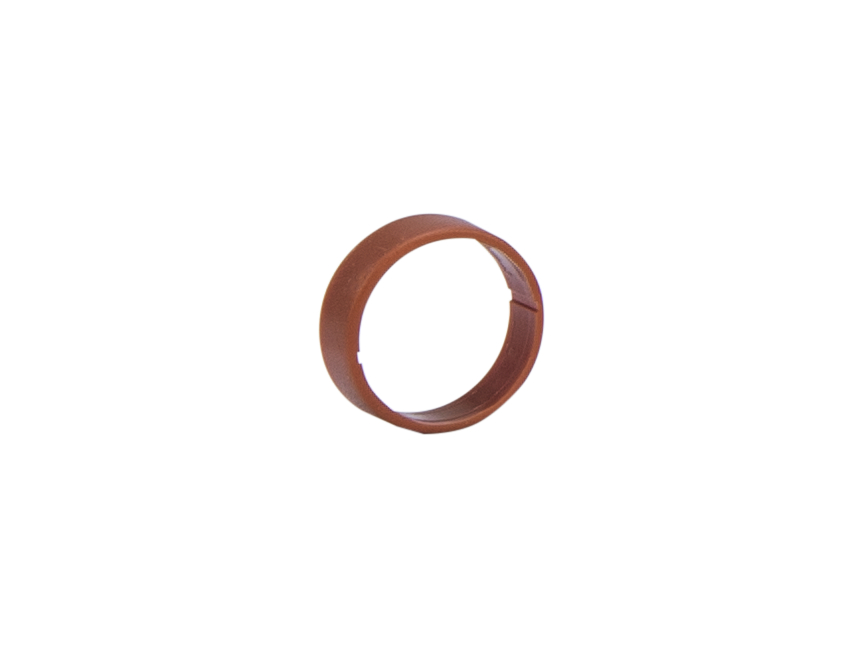 Hicon HI-XC marking ring for Hicon XLR straight brown