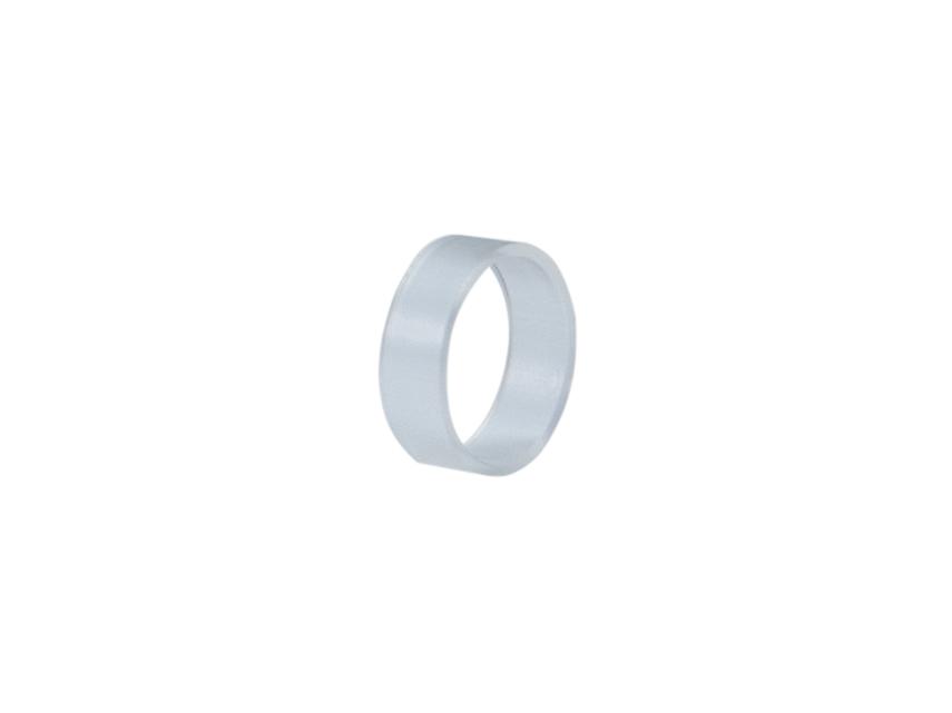 Hicon HI-XC marking ring for Hicon XLR straight transparent