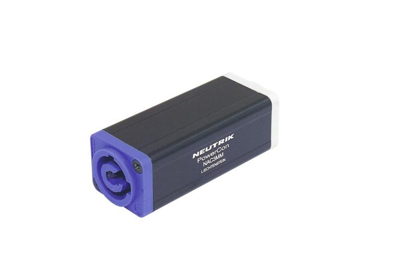 Neutrik PowerCon adapter