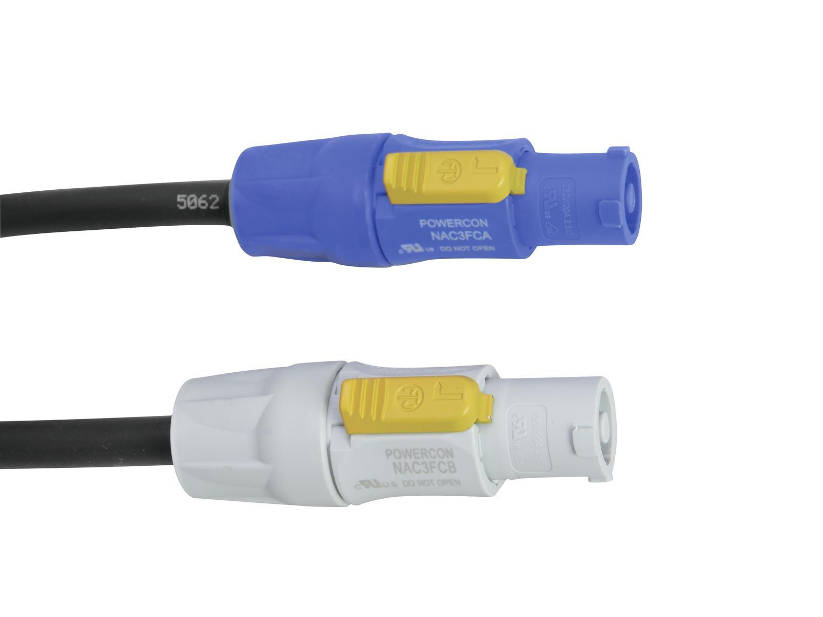 PSSO PowerCon prodlužovací kabel 3x1,5mm, 0,5m