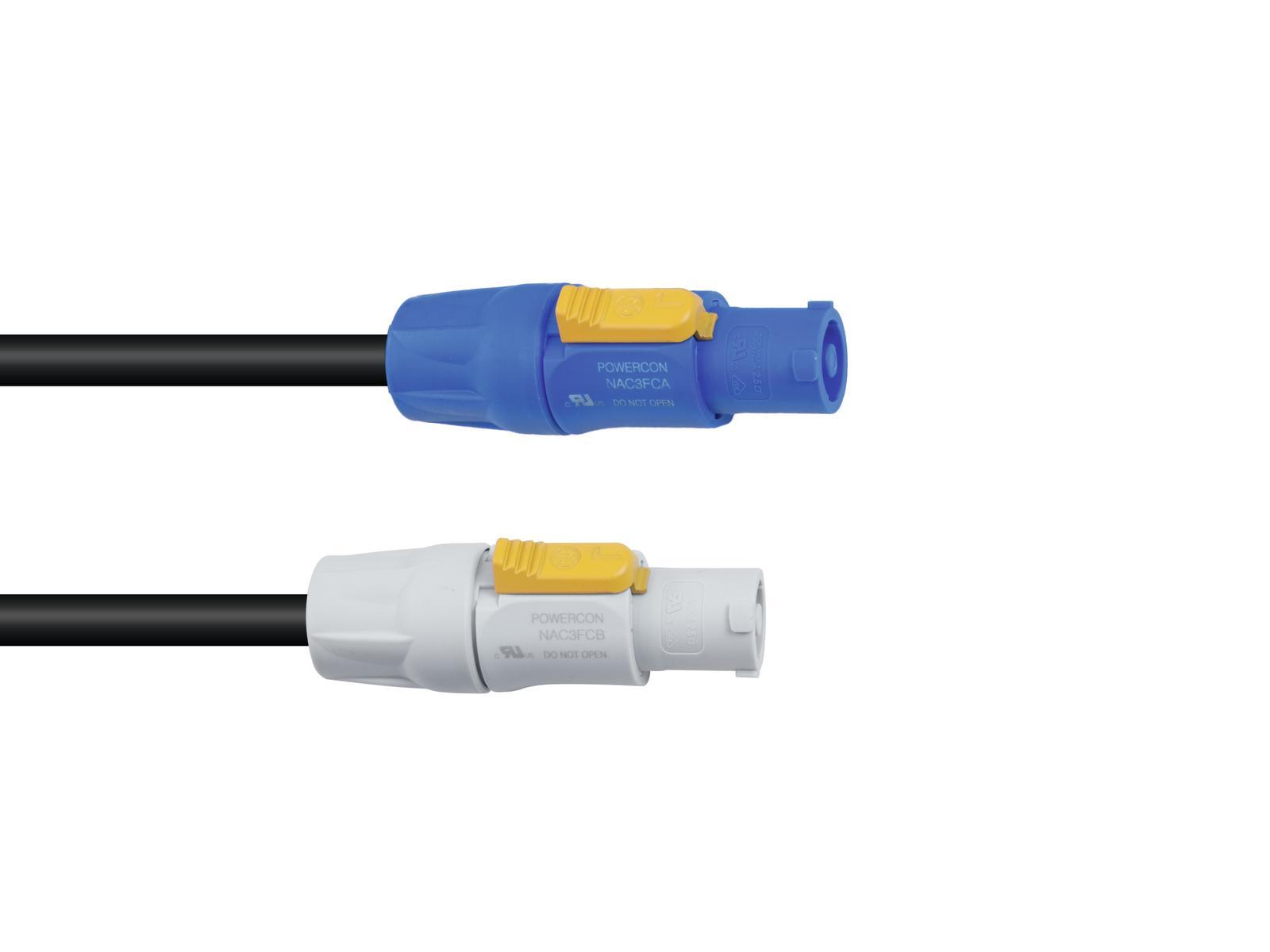 PSSO PowerCon prodlužovací kabel 3x2,5mm, 0,5m