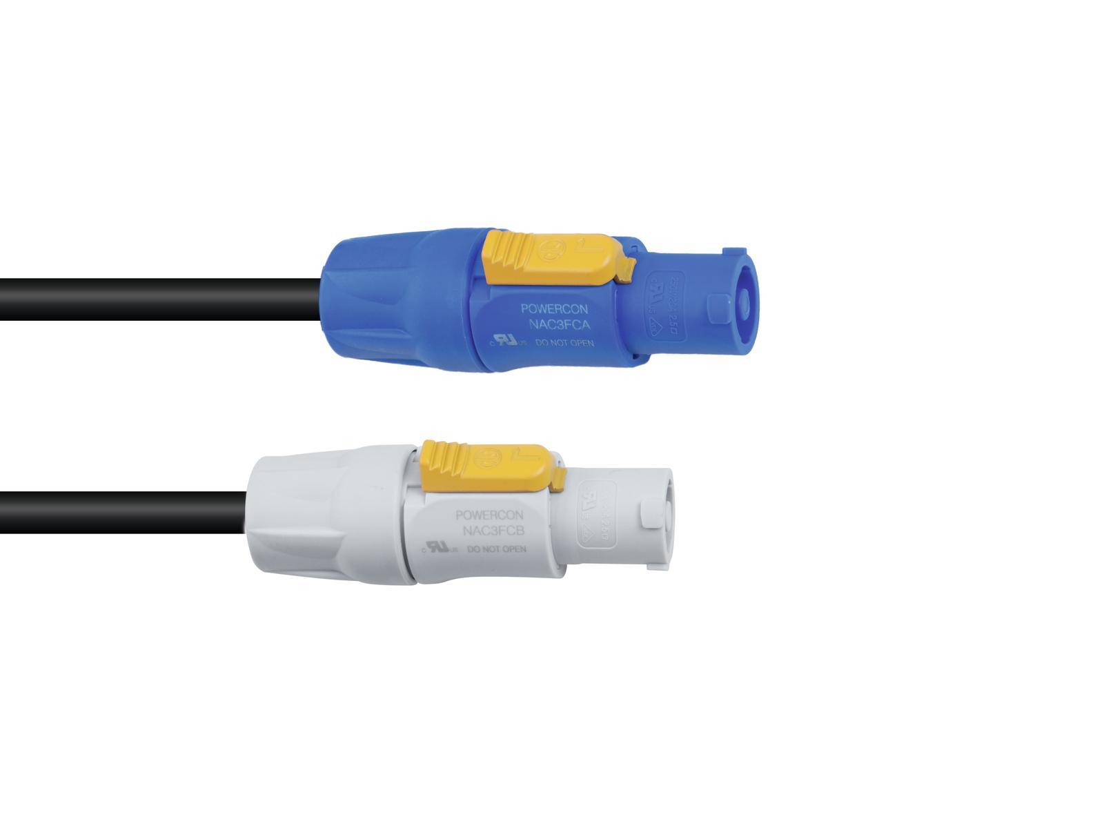 PSSO PowerCon prodlužovací kabel 3x2,5mm, 3m