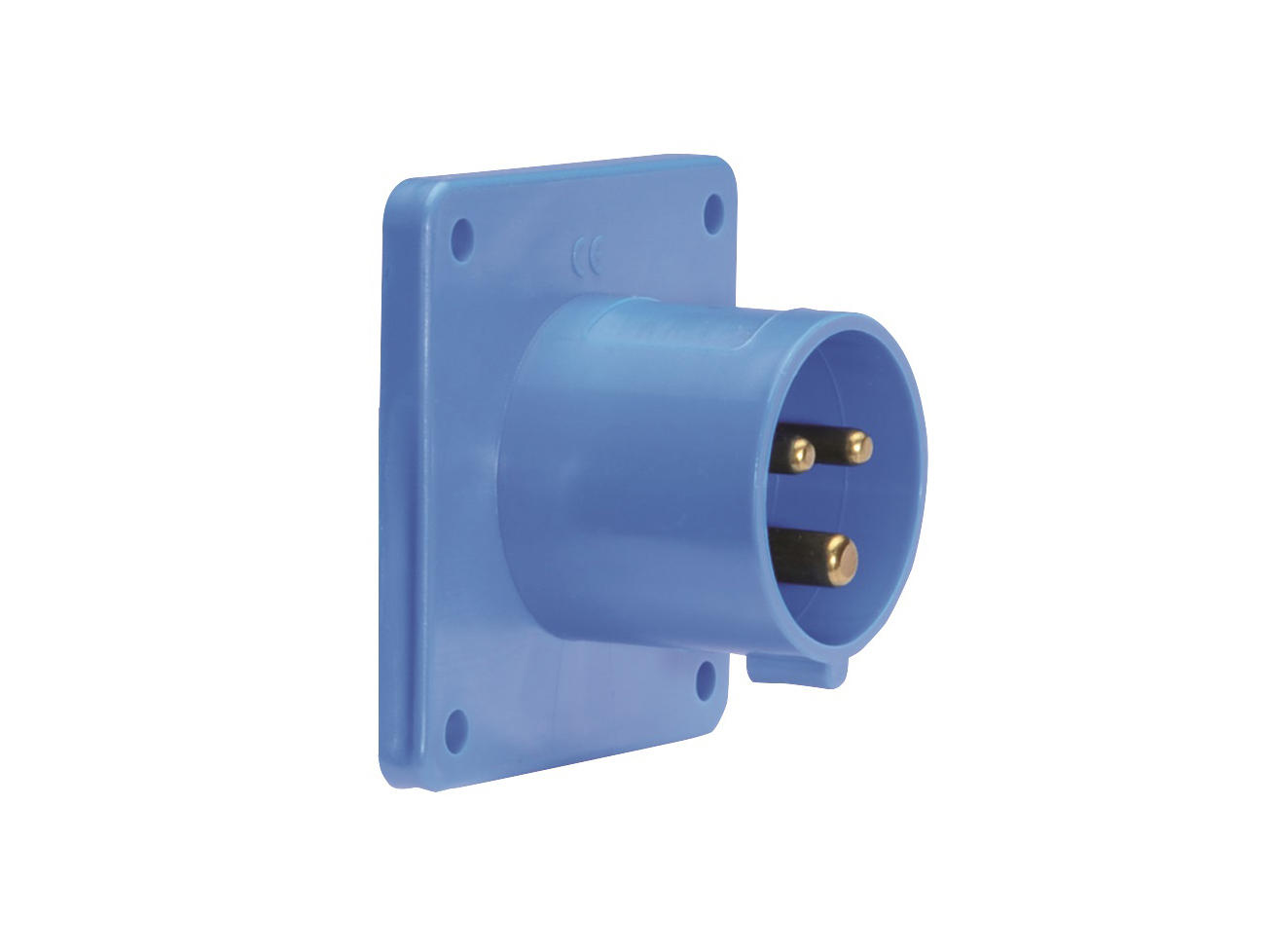 CCE konektor 230V/16A 3 pólový na zabudování