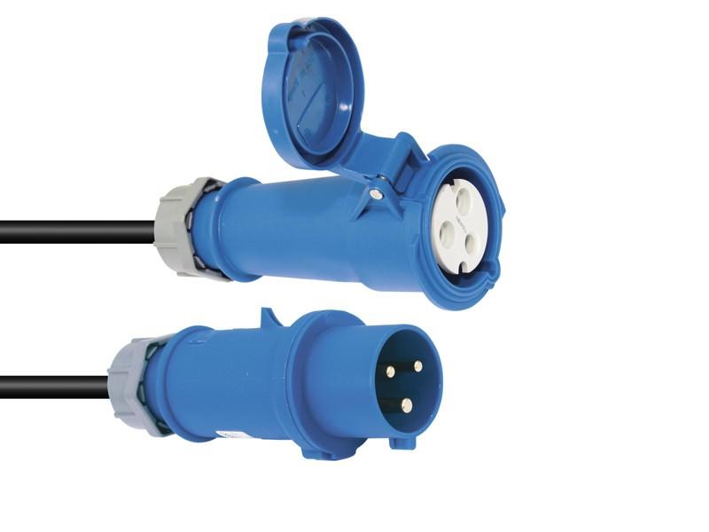 PSSO prodlužovací kabel CEE, 16 A, 3x2,5 mm2, 10 m