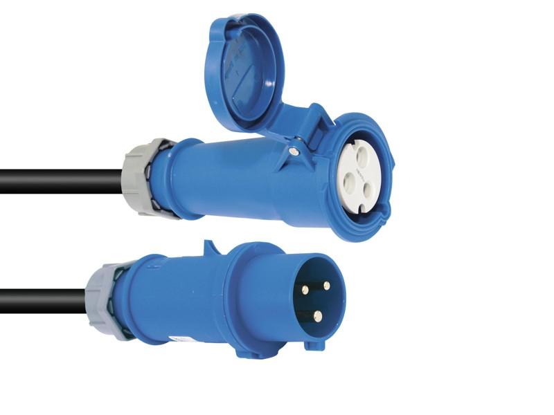 PSSO prodlužovací kabel CEE, 32 A, 3x6 mm2, 10 m