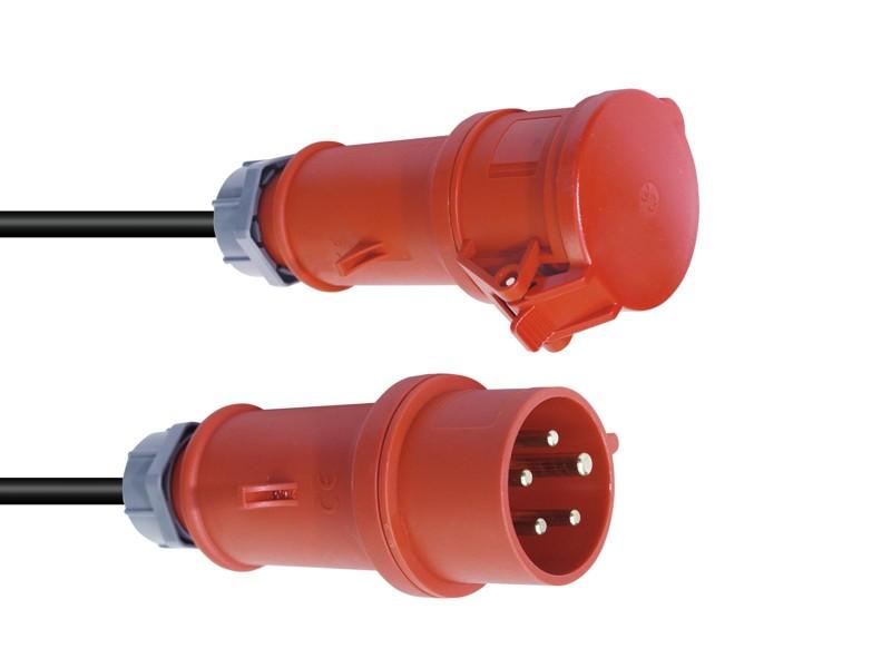 PSSO prodlužovací kabel CEE, 16A, 3x2,5mm2, 15m