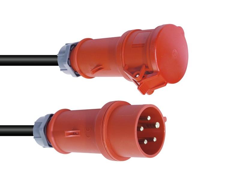 PSSO prodlužovací kabel CEE, 3x32 A, 5x6 mm2, 25 m