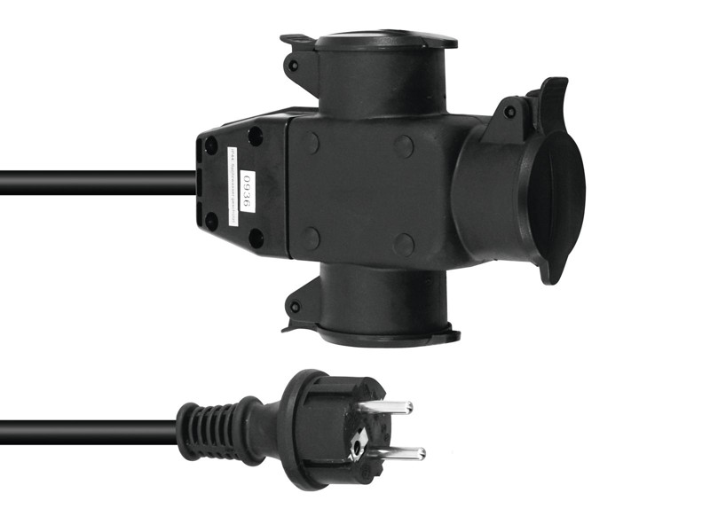 Prodlužovací kabel ECVG-3 H07RNF 3G1,5, 10 m