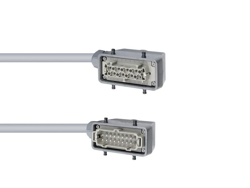Eurolite ECN-1610 multikabel 10 m,16-pólový