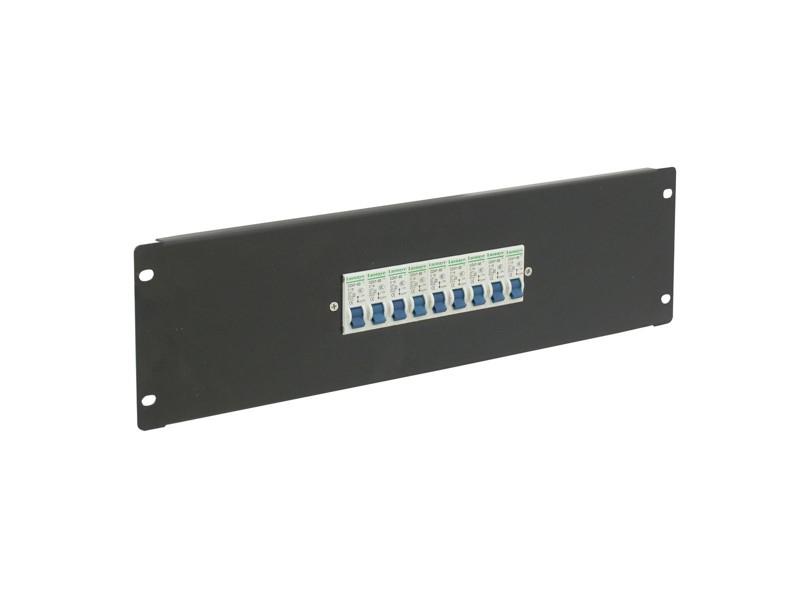 Eurolite PDM 3U-9x16A, FB, rozdělovačový modul