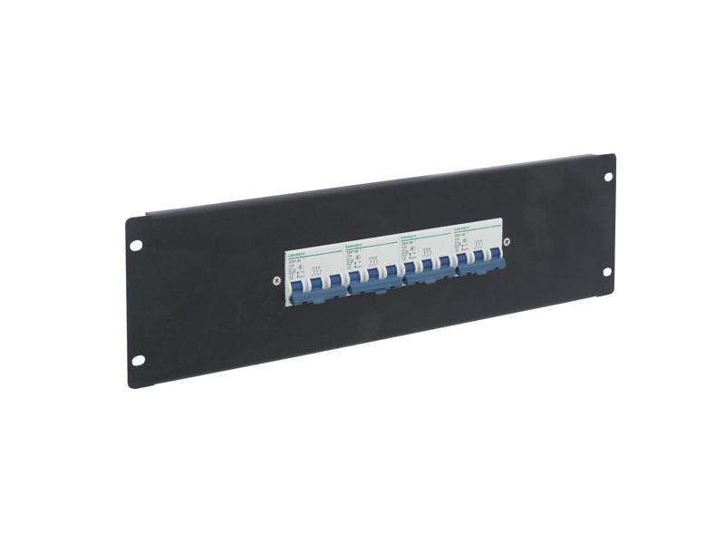 Eurolite PDM 3U-4x32A, FB, 3 póly, rozdělovačový modul