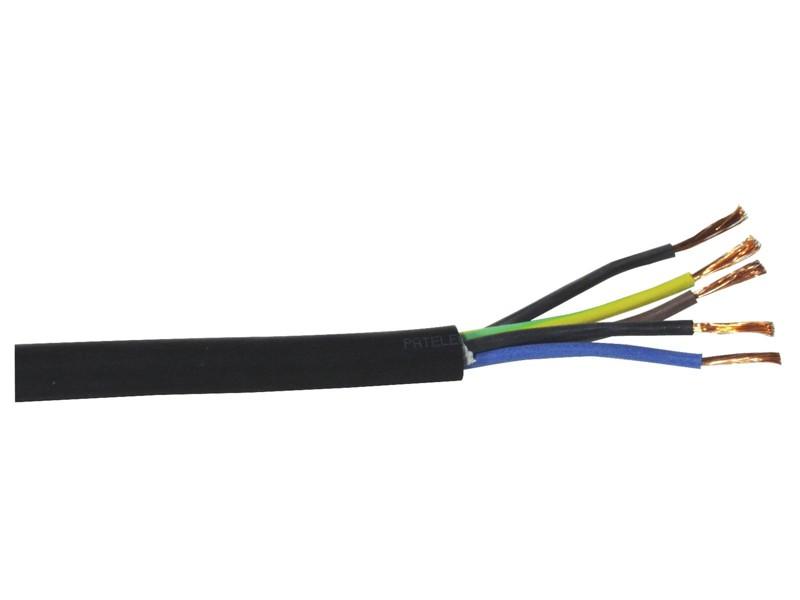 Kabel HO7RN-F 5x2,5qmm 25m