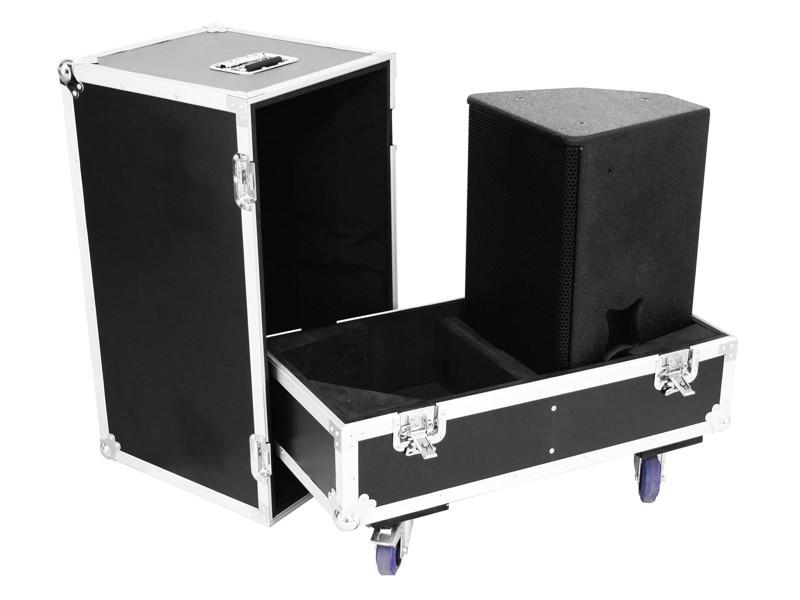 Transportní case pro 2x PAS-212 s kolečky