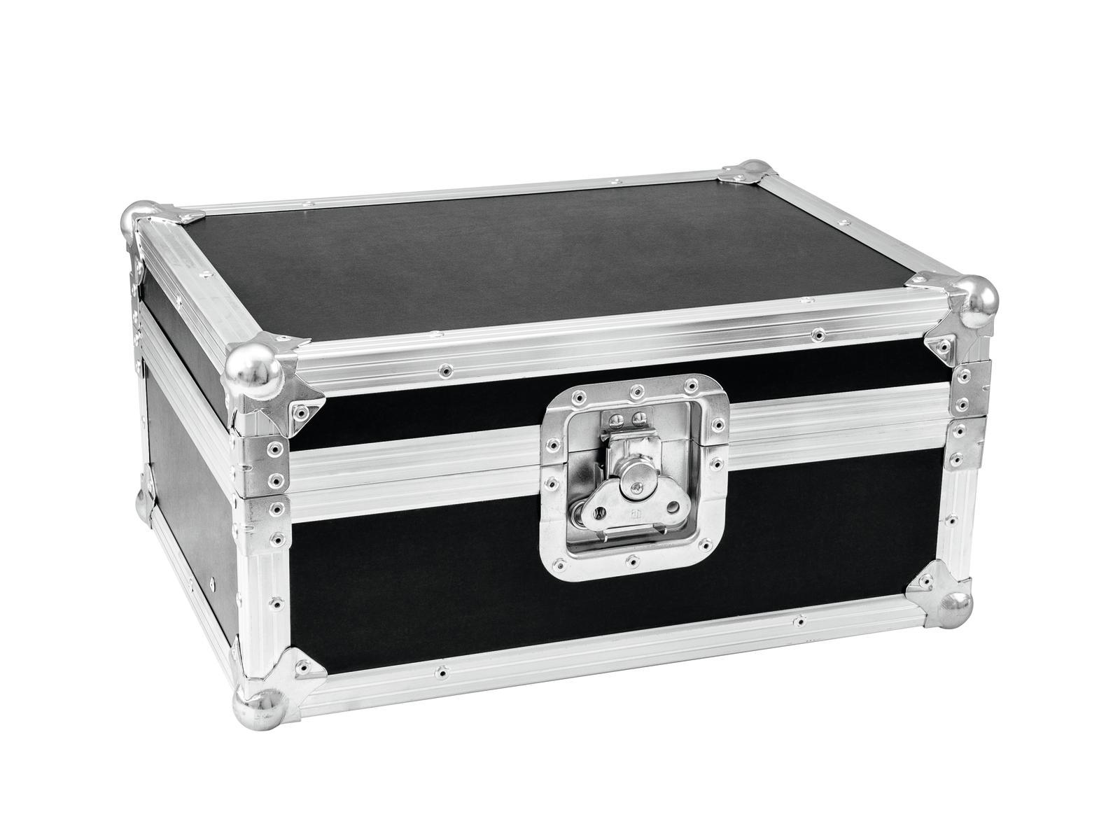 Roadinger transportní case pro 4x AKKU Flat Light Series