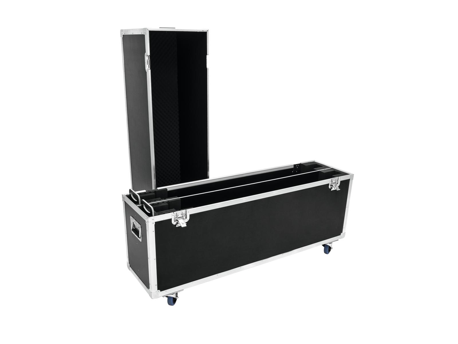 Roadinger transportní case pro 2x LCD ZL60