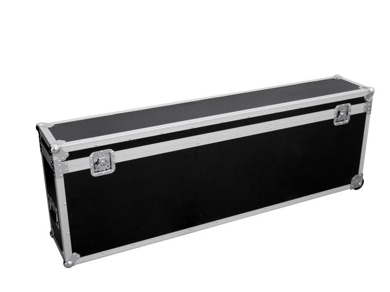 Transportní case pro Alu-lištu 1,5 m + 4 x PAR 56