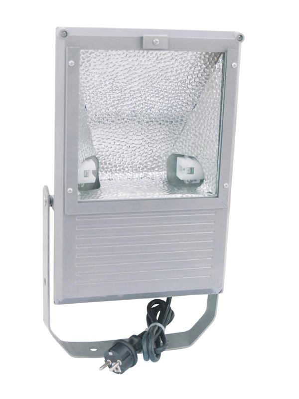 Eurolite Outdoor Spot 150W WFL stříbrný, asymetrický
