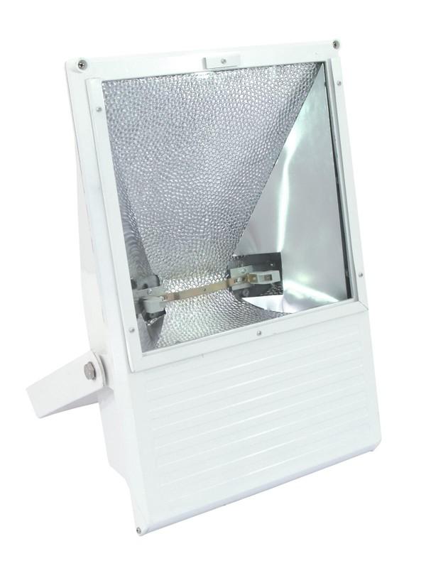 Eurolite Outdoor Spot 750-1000W WFL bílý